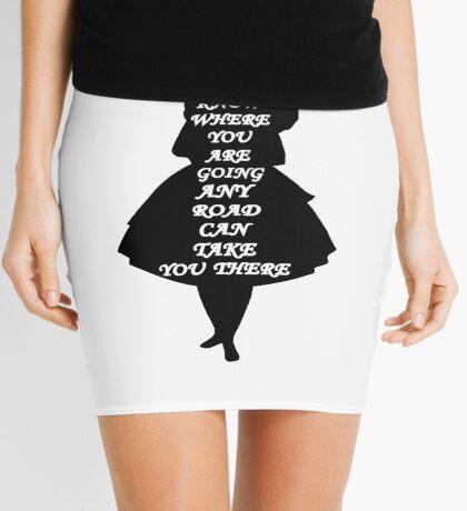 Alicia en el país de las maravillas - Citar Minifalda