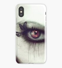 Butterfly Witch iPhone Case/Skin