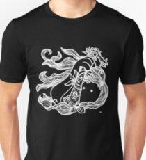KIN - FEMALE ENERGY 01 - WHITE T-Shirt