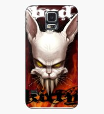 Evil The Cat - Bad Kitty Case/Skin for Samsung Galaxy