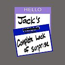 "Fight Club: ""I AM JACK'S COMPLETE LACK OF SURPRISE"" by Vee Vee"