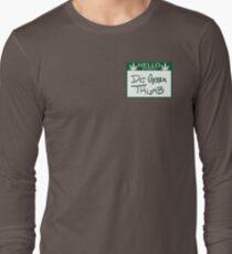Dr. Green Thumb Long Sleeve T-Shirt