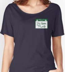 Dr. Green Thumb Women's Relaxed Fit T-Shirt