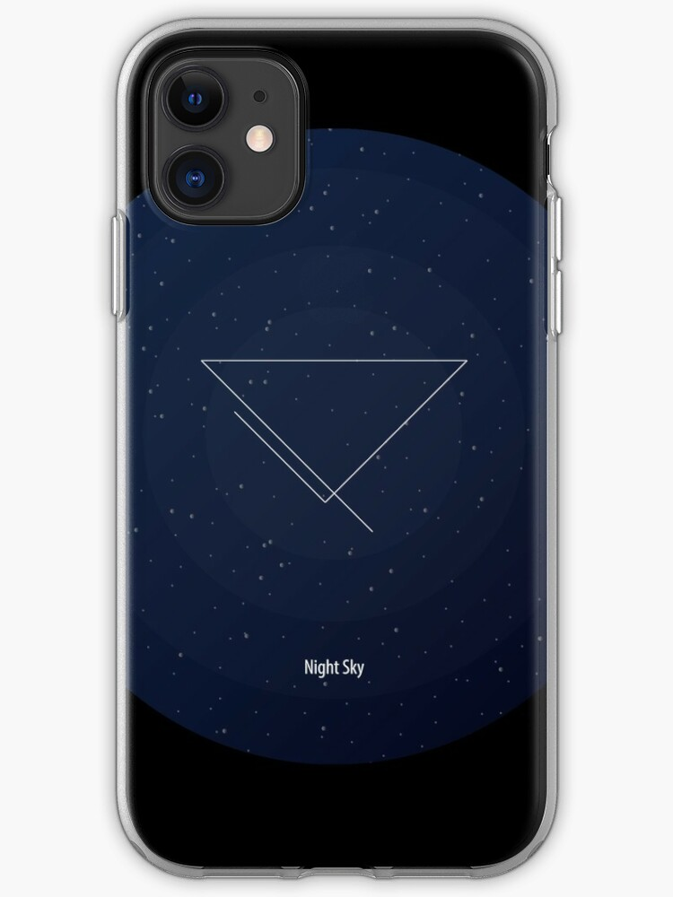 Incomplete Space iphone 11 case
