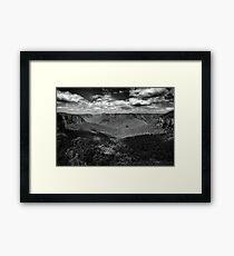 Blue Mountains, Australia Framed Print