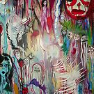 ghosts in psychedelia by braingasms