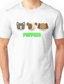 Puppies Unisex T-Shirt