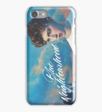 blue neighbourhood troye iPhone Case/Skin