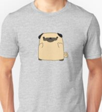Pug Double Bird T-Shirt