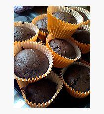 Muffins Photographic Print