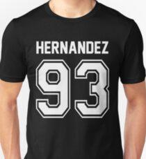 HERNANDEZ 93 Unisex T-Shirt