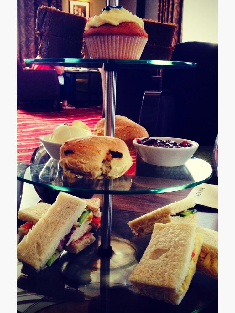 Afternoon Tea by robsteadman