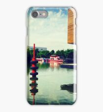 Brayford Pool, Lincoln iPhone Case/Skin