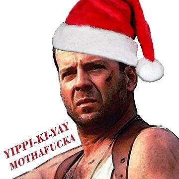 John McClane Christmas by CMOsimon