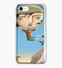 Skaterboy iPhone Case/Skin