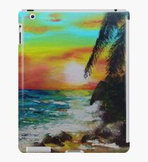 Tropical dream. iPad Case/Skin