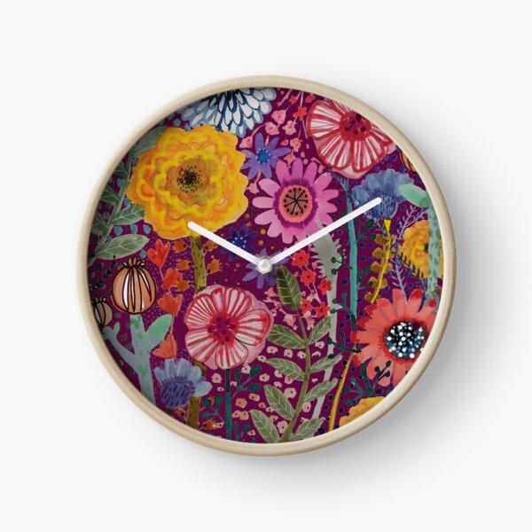 reparation du jardinier Clock