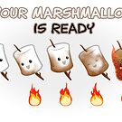 Your Marshmallow is Ready by nimaru
