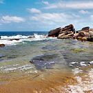 Summer Down Under: Killcare Beach, Central Coast. by George Petrovsky