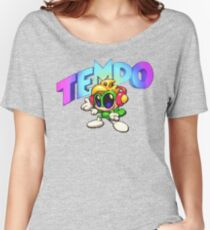 Tempo (32X Title Screen) Women's Relaxed Fit T-Shirt