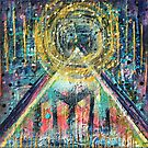 Apex Glow: an activated Inner Power Painting by mellierosetest