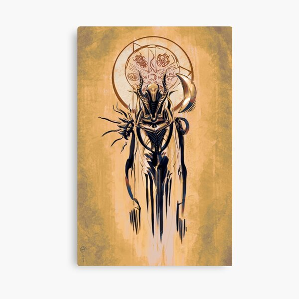 Nerevar Canvas Print