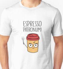 Espresso Patronum Funny Coffee Lover T-Shirt T-Shirt