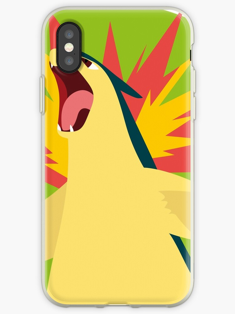 typhlosion iphone