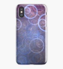 Circle Stencils iPhone Case