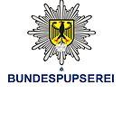 Bundespupserei (Bundespolizei Logo) von e-gruppe
