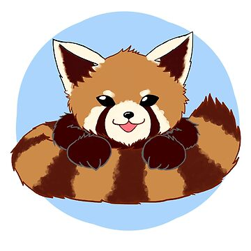 Red Panda by Astralberry