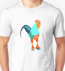 Roller Derby Rooster T-Shirt