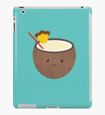 pina colada iPad Case/Skin