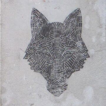 The Venice Wolf by Munnin