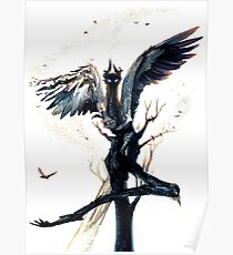 King of birds Poster