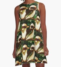 kookaburras A-Line Dress