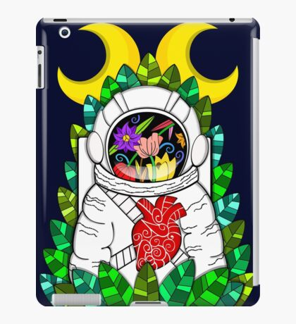 Nature of space iPad Case/Skin
