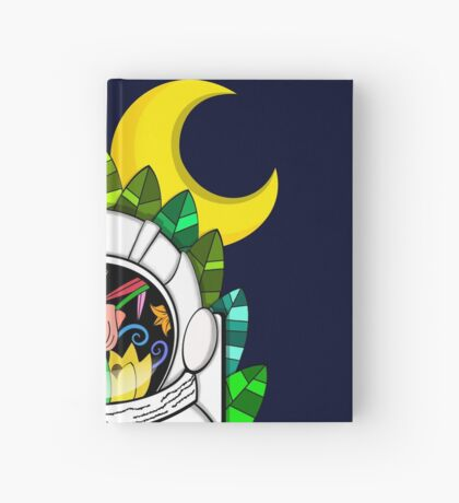 Nature of space Hardcover Journal