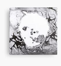 Radiohead A Moon Shaped Pool Metal Print
