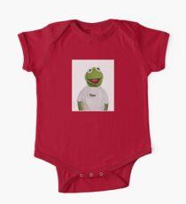 "Supreme Kermit ""Hype"" Box Logo One Piece - Short Sleeve"