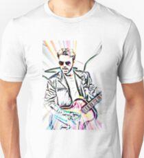 George Micheal Tribute Print Unisex T-Shirt