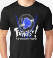 Tenchicast! The Tenchi Muyo Podcast! Unisex T-Shirt