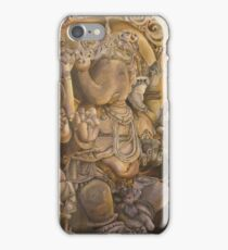 Lord Ganapathi iPhone Case/Skin