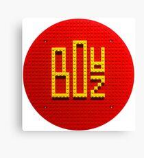 DIGITALBOAZ Lego-Logo Canvas Print