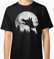 Bark At The Moon! Classic T-Shirt