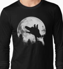 Bark At The Moon! Long Sleeve T-Shirt