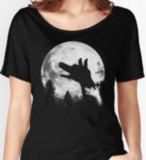 Den Mond anbellen! Loose Fit T-Shirt