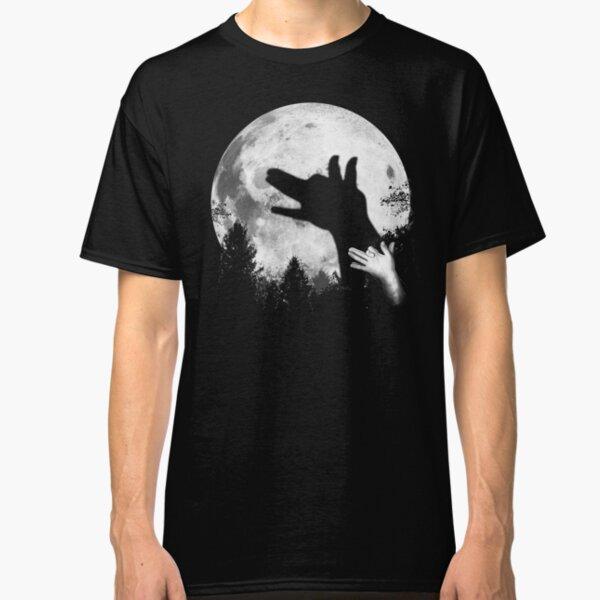 Bark At The Moon! Classic T-Shirt