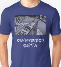 Orientation Remix Official By Basement Mastermind T-Shirt