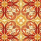 Kaliedoscopic Inspired Tile of File by Rasendyll
